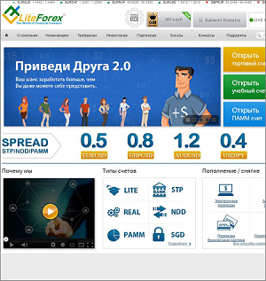 Liteforex internet marketing